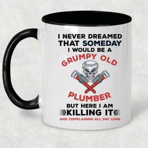 Grumpy Old Plumber