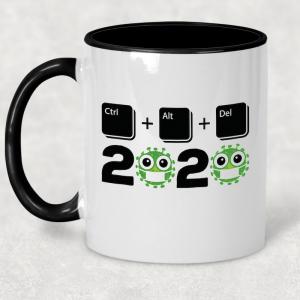 Coffee Mug - Ctrl Alt Del 2020