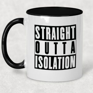 Straight Outta Isolation